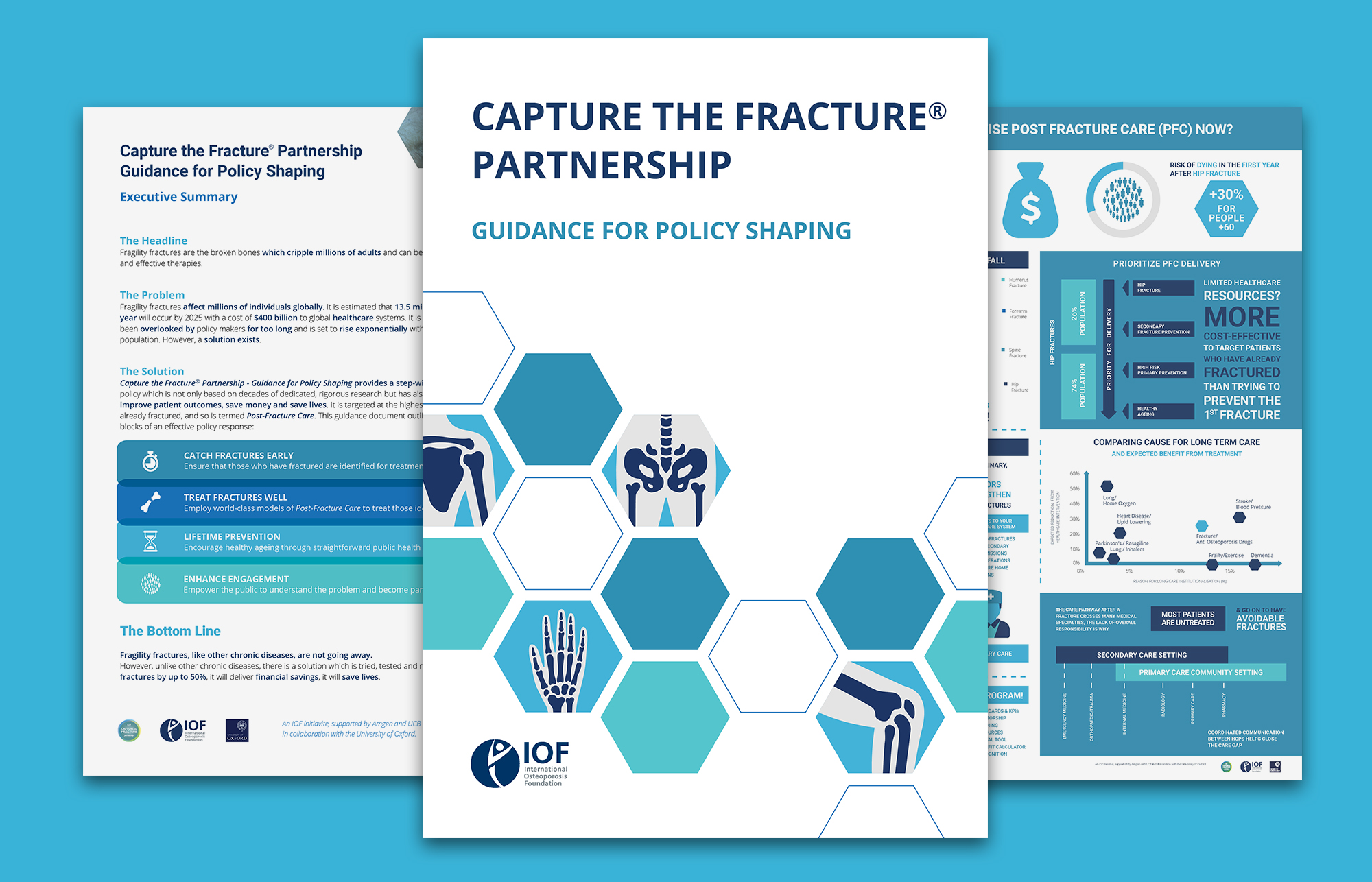 IOF's new policy guidance highlights urgent global need for post-fracture care programs
