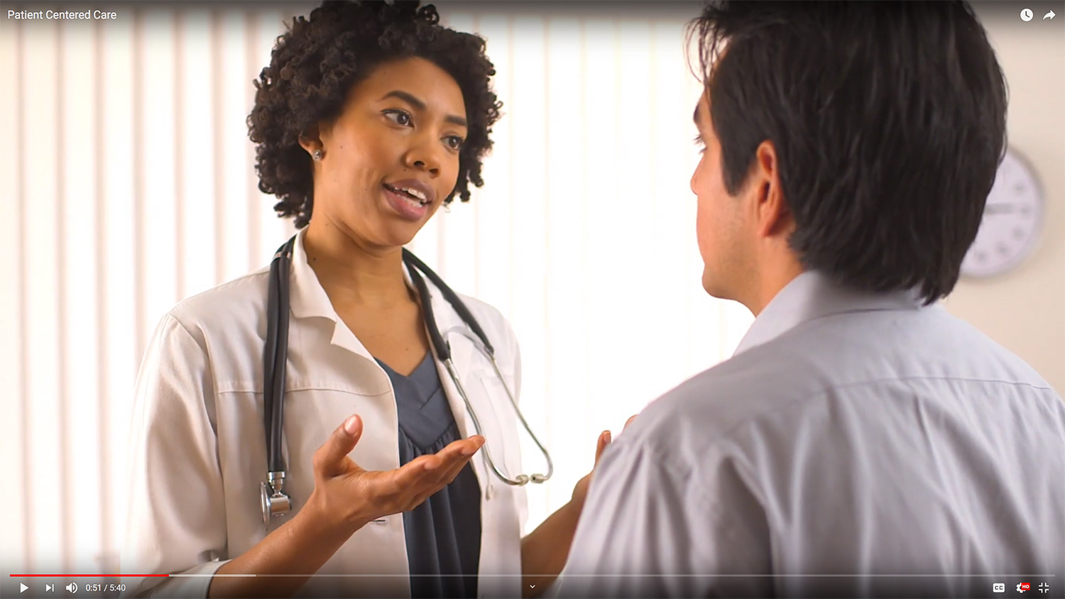 What Happens When a Patient Leads their Appointment?